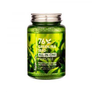 Farmstay 76 Green Tea Seed All In One Ampoule