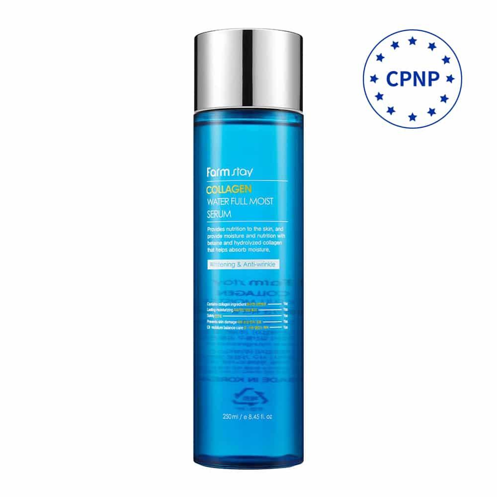 [Farmstay] Collagen Water Full Moist Serum-250ml