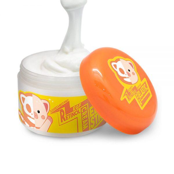 Elizavecca-Milky-Piggy-Egf-Elastic-Retinol-Cream