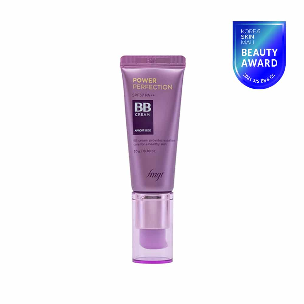 [THE FACE SHOP] Power Perfection BB Cream SPF37 PA++-20g