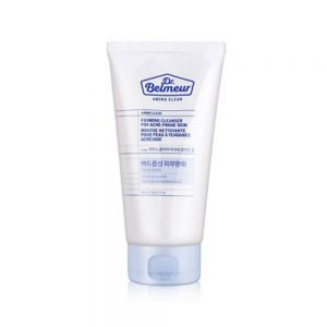 THEFACESHOP AMINO CLEAR FOAMING CLEANSER FOR ACNE-PRONE SKIN- DJ