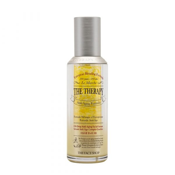 thefaceshop-The Therapy Oil-Drop Anti-Aging Facial Serum