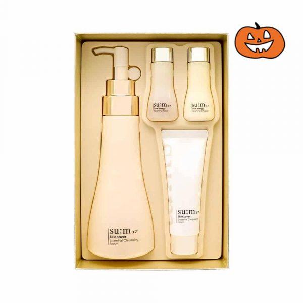 su:m37 Skin Saver Essential Cleansing Foam Edition