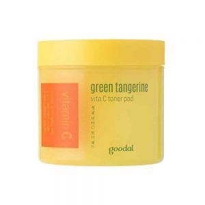 [goodal] Green Tangerine Vita C Toner Pad-75pads