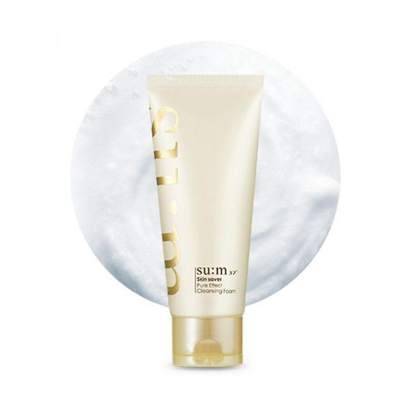 sum37 Skin Saver Pure Effect Cleansing Foam