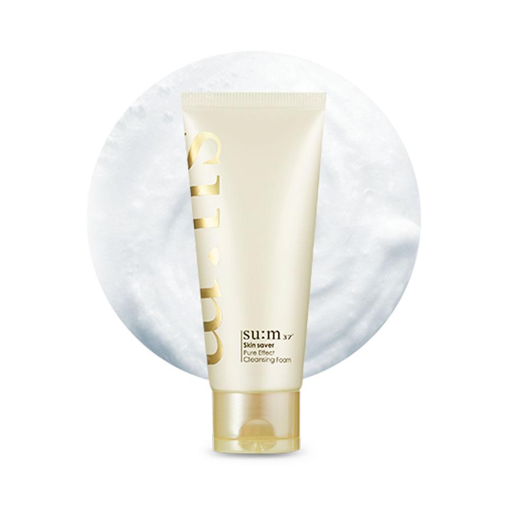 [su:m37] Skin Saver Pure Effect Cleansing Foam-200ml