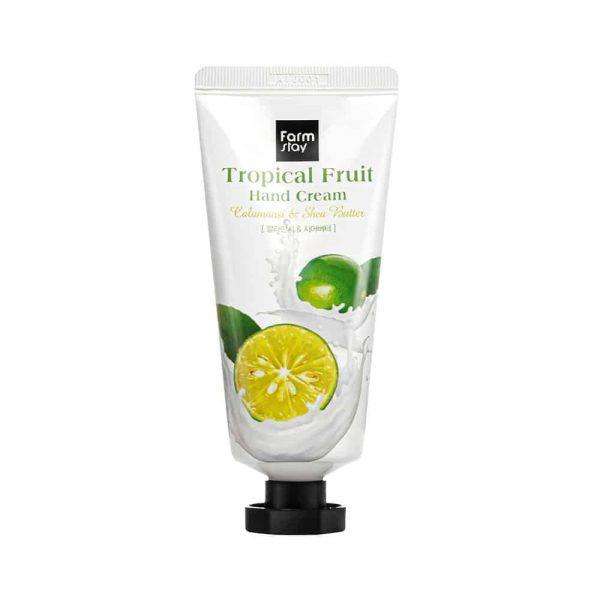 Farmstay Tropical Fruit Hand Cream Calamansi & Shea Butter