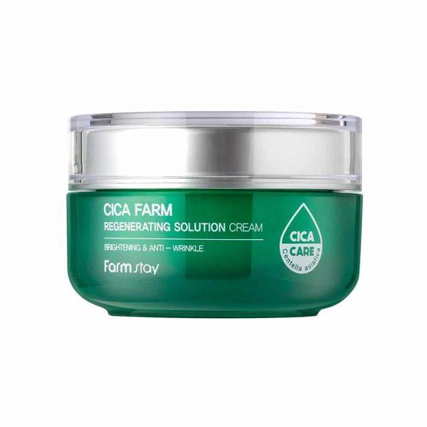 Farmstay Regenerating Solution Cream