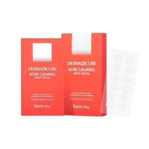Farmstay-Dermacube Acne Calming Spot Patch