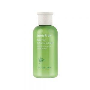 [innisfree] Green Tea Balancing Lotion EX