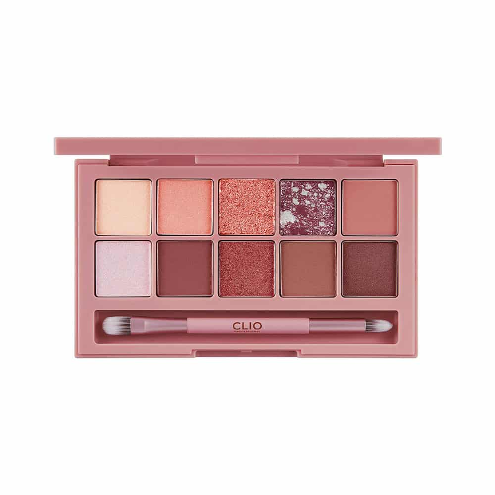 [CLIO] Pro Eye Palette 05 Rusted Rose