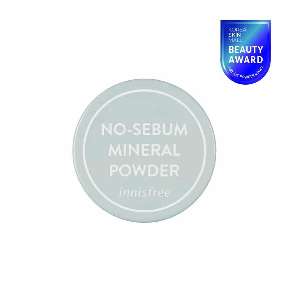 [innisfree] No Sebum Mineral Powder-5g