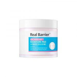 [Real Barrier] Cicarelief Moisture Pad-60pads