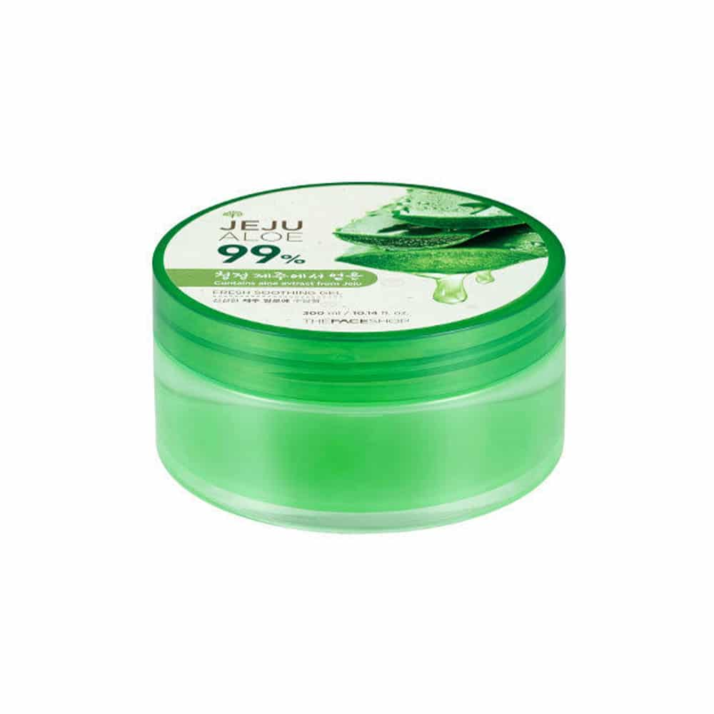 [THE FACE SHOP] Jeju Aloe Fresh Soothing Gel