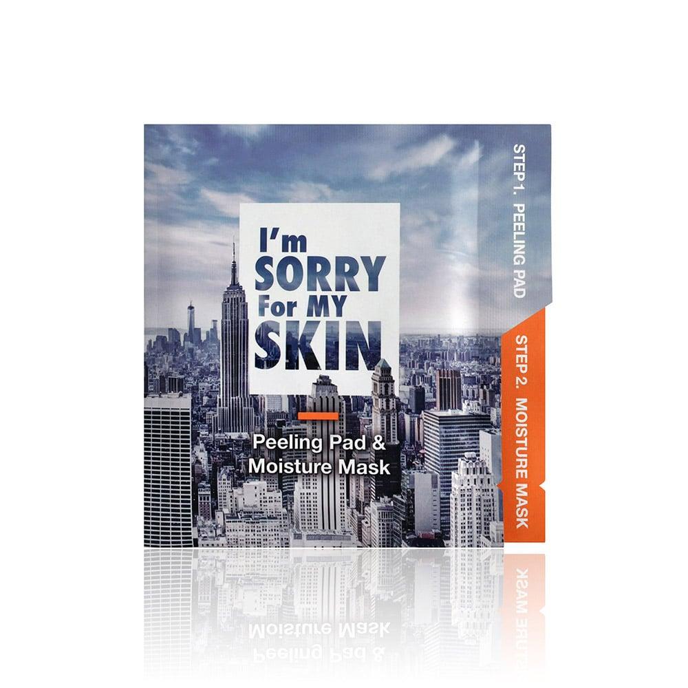 [I'm Sorry For My Skin] Peeling Pad & Moisture Mask