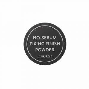 innisfree No Sebum fixing finish Powder