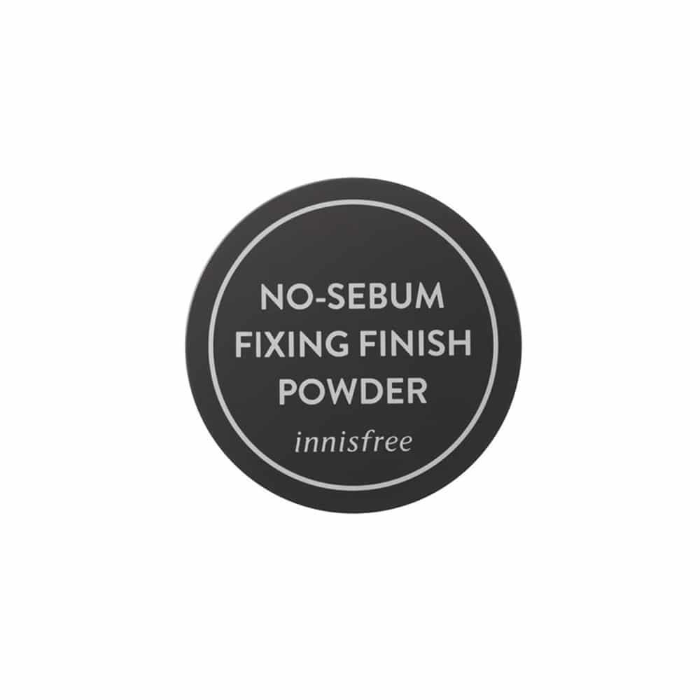 [innisfree] No Sebum fixing finish Powder-10g