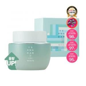 [Yehwadam] Artemisia Soothing Moisturizing Cream Special Edition-150ml