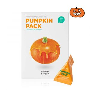 [SKIN1004] ZOMBIE BEAUTY Pumpkin Pack-64g
