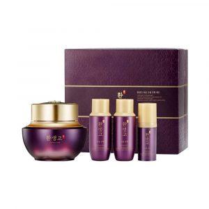 Yehwadam Hwansaenggo Ultimate Rejuvenating Cream Special Set