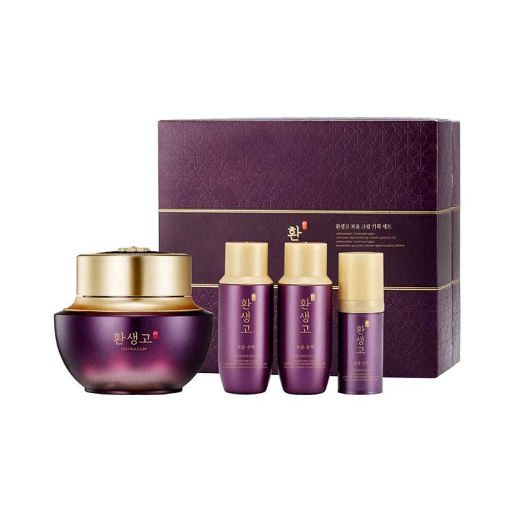 [Yehwadam] Hwansaenggo Ultimate Rejuvenating Cream Special Set