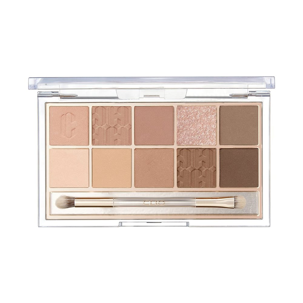 [CLIO] PRO EYE PALETTE 11 Walking On The Cozy Alley-0.6g*10