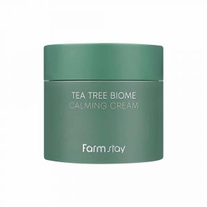 [Farmstay] Tea Tree Biome Calming Cream-80ml