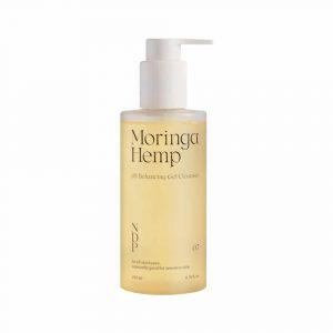 Natural Derma Project Moringa Hemp pH Balancing Gel Cleanser